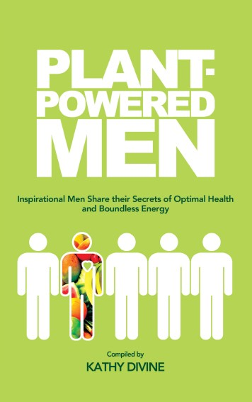 Plant-Powered Men (Book) – $20