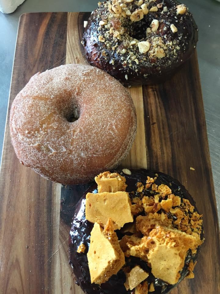 Vegan Donuts @ Urban Bean, Woden