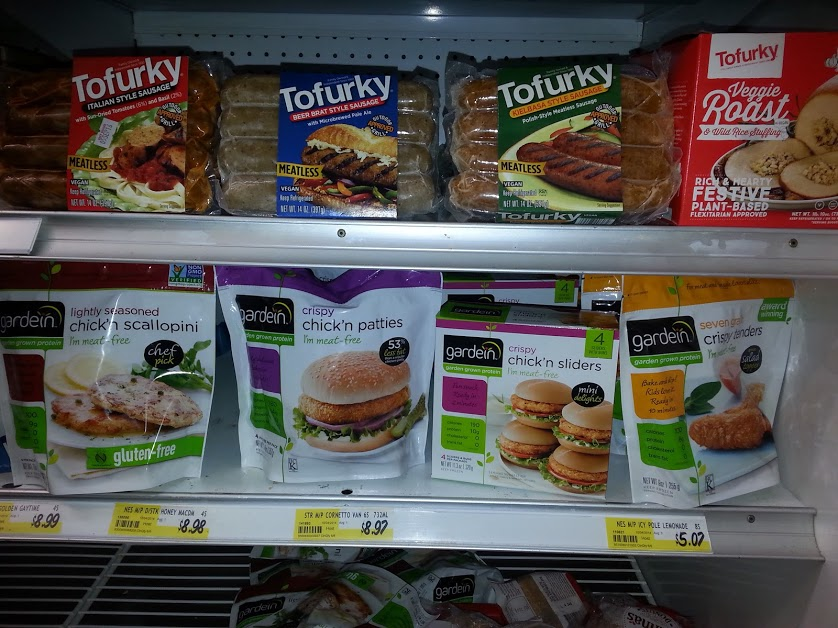 Tofurkey and Gardein available @ 'The Friendly Grocer' at Crestwood Shops, Goulburn NSW