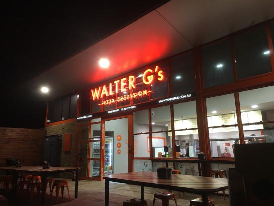 Walter Gs Pizza Obsession