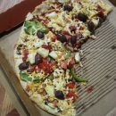 Walter G's Vegan Supreme Pizza
