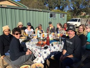 Vegan ACT's A Poultry Place Sanctuary Winter Working Bee – 12 June 2016