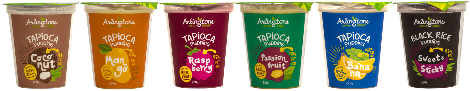 Arlingtons Puddings