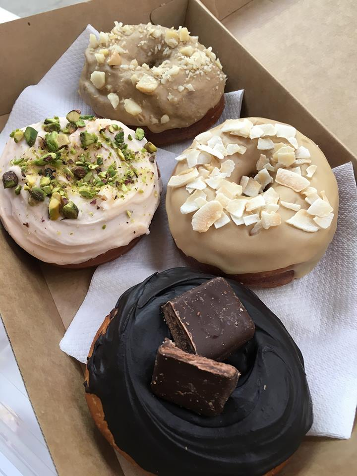 Dough Dayze (New donut business at Old Bus Depot Markets!)