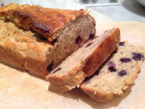 Lisa's Fruit Bread Recipe