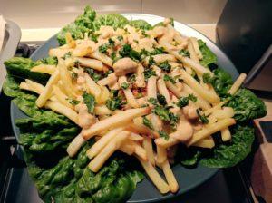 Nori Zad's Happy Horse Sandwich Recipe
