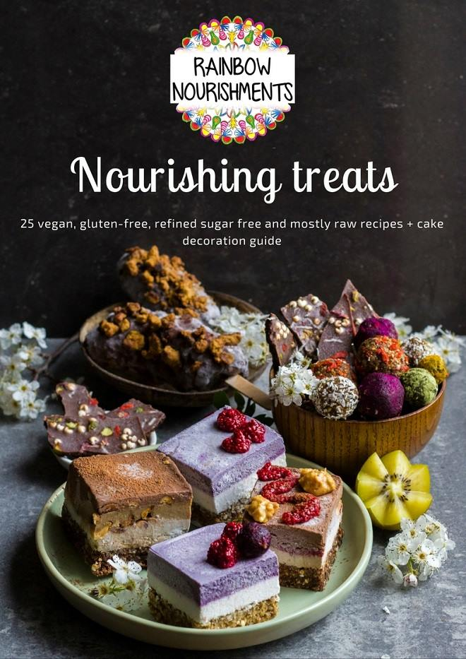 (New) Nourishing Treats ebook by Local Business, Rainbow Nourishments