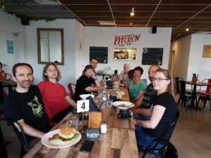 Vegan ACT Brunch @ Lazy Mays – 17 December 2016