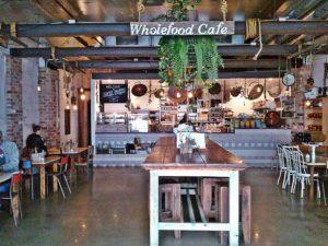 Local Press Cafe, Braddon (New Winter Menu with Vegan Items)