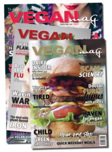 Request that ACT Libraries Subscribe to The Australian Vegan Magazine