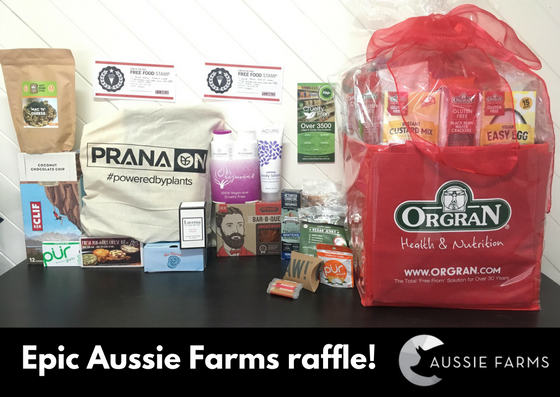 Support Epic Aussie Farms Raffle!