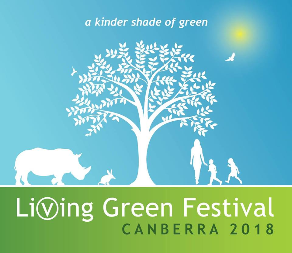 Living Green Festival – Sunday, 7 October