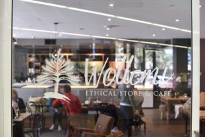Launch of Wollemi Ethical Store & Cafe – 12 April 2019
